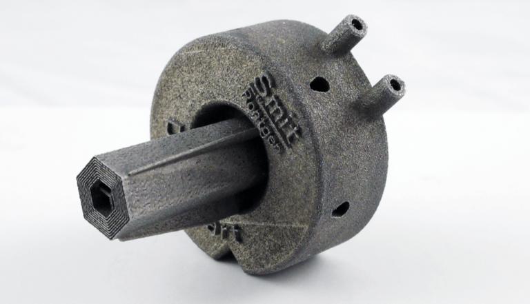 3D printing tungsten
