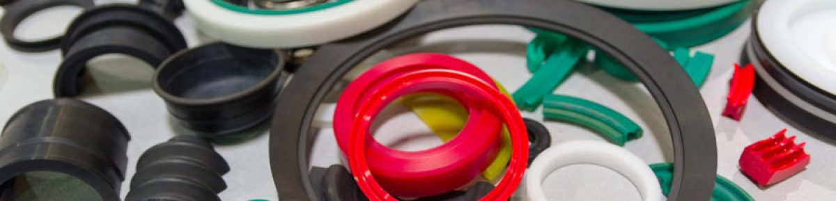 3D printing rubber