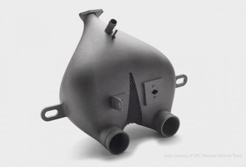 3D printing nylon